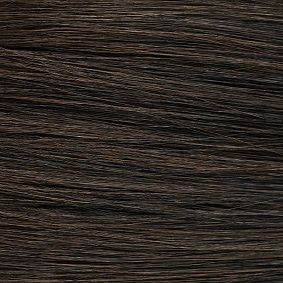 Natural Black #1b – Hand Tied Weft