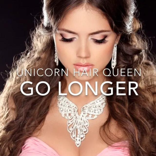 , A, Unicorn Hair Queen